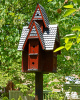 Our newest birdhouse